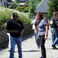 Pèlerinage Des Motards 2015